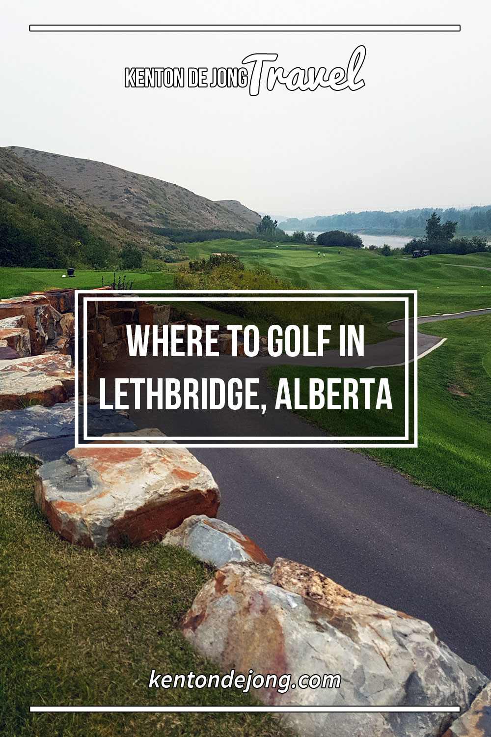 Where to Golf in Lethbridge, Alberta