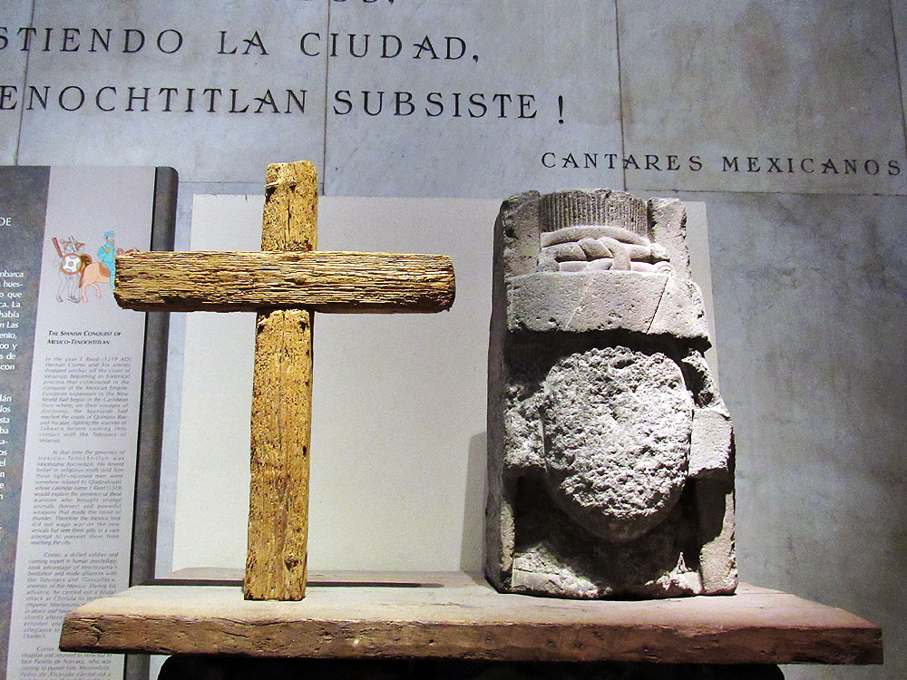 Two religions of Mexico