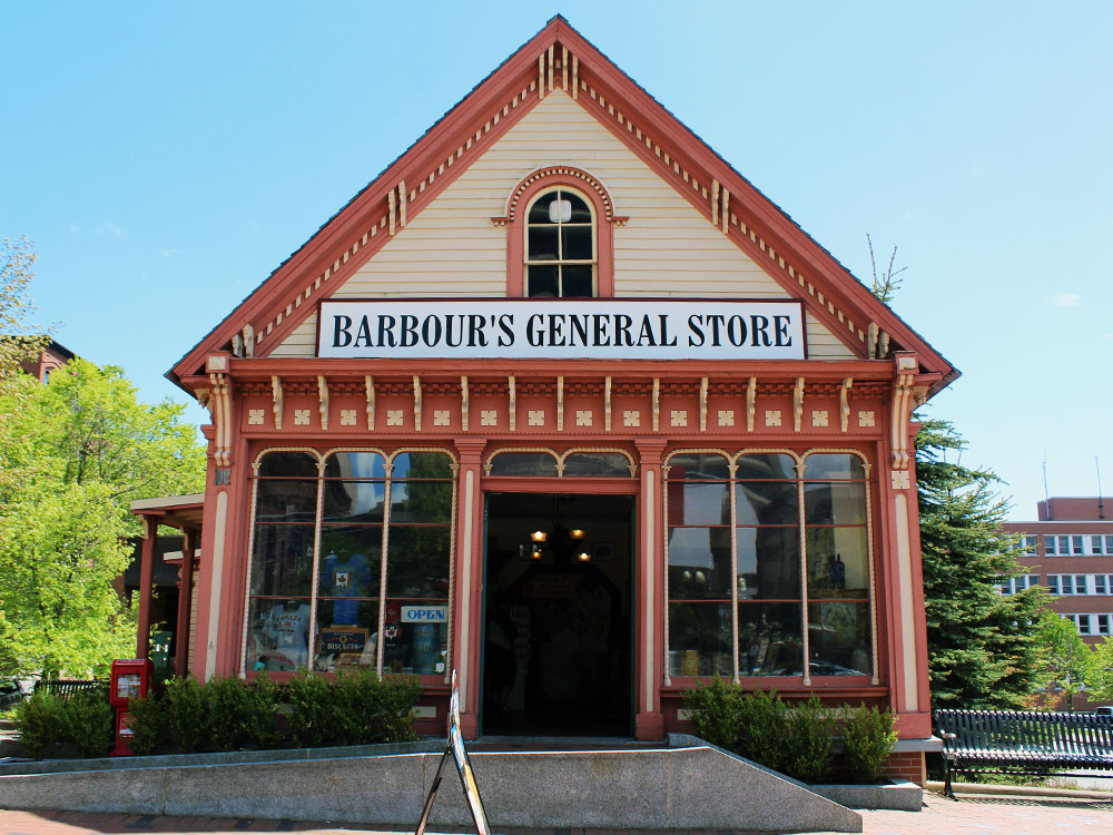 Barbour's General Store and Museum