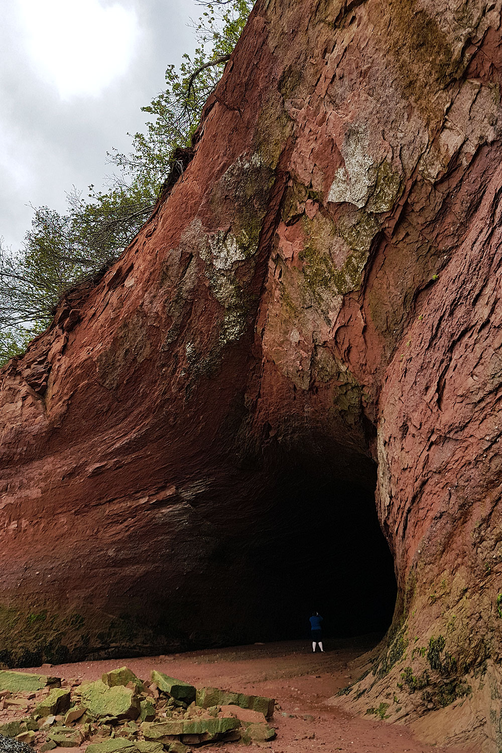 St. Martins Sea Caves