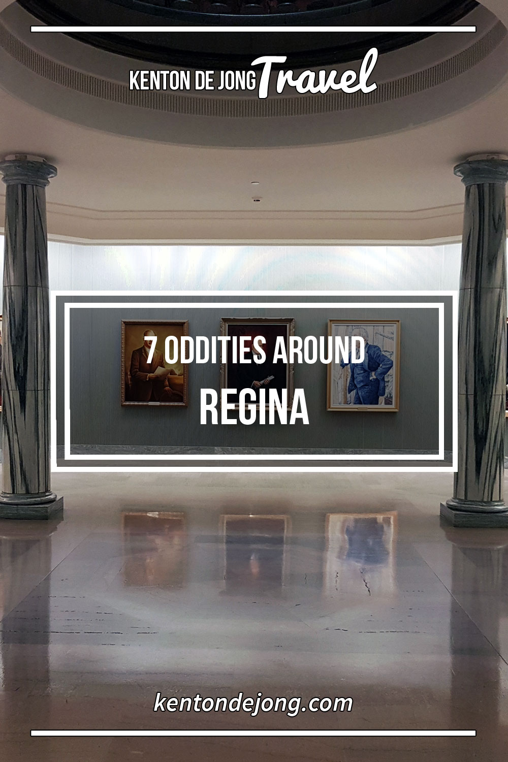 7 Oddities Around Regina