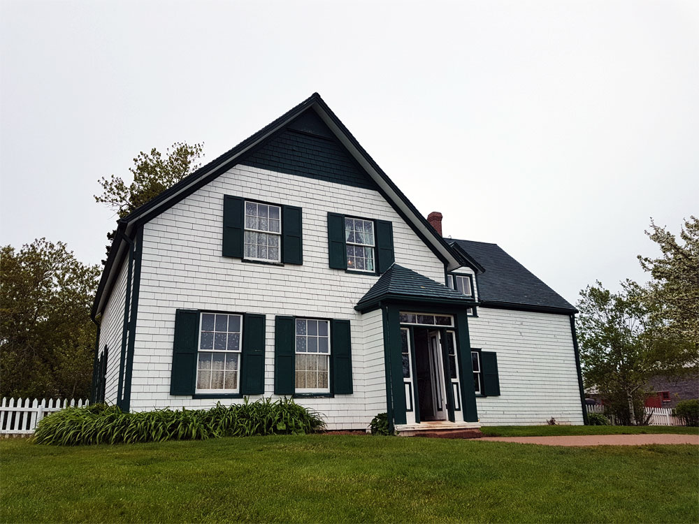 Green Gables, PEI