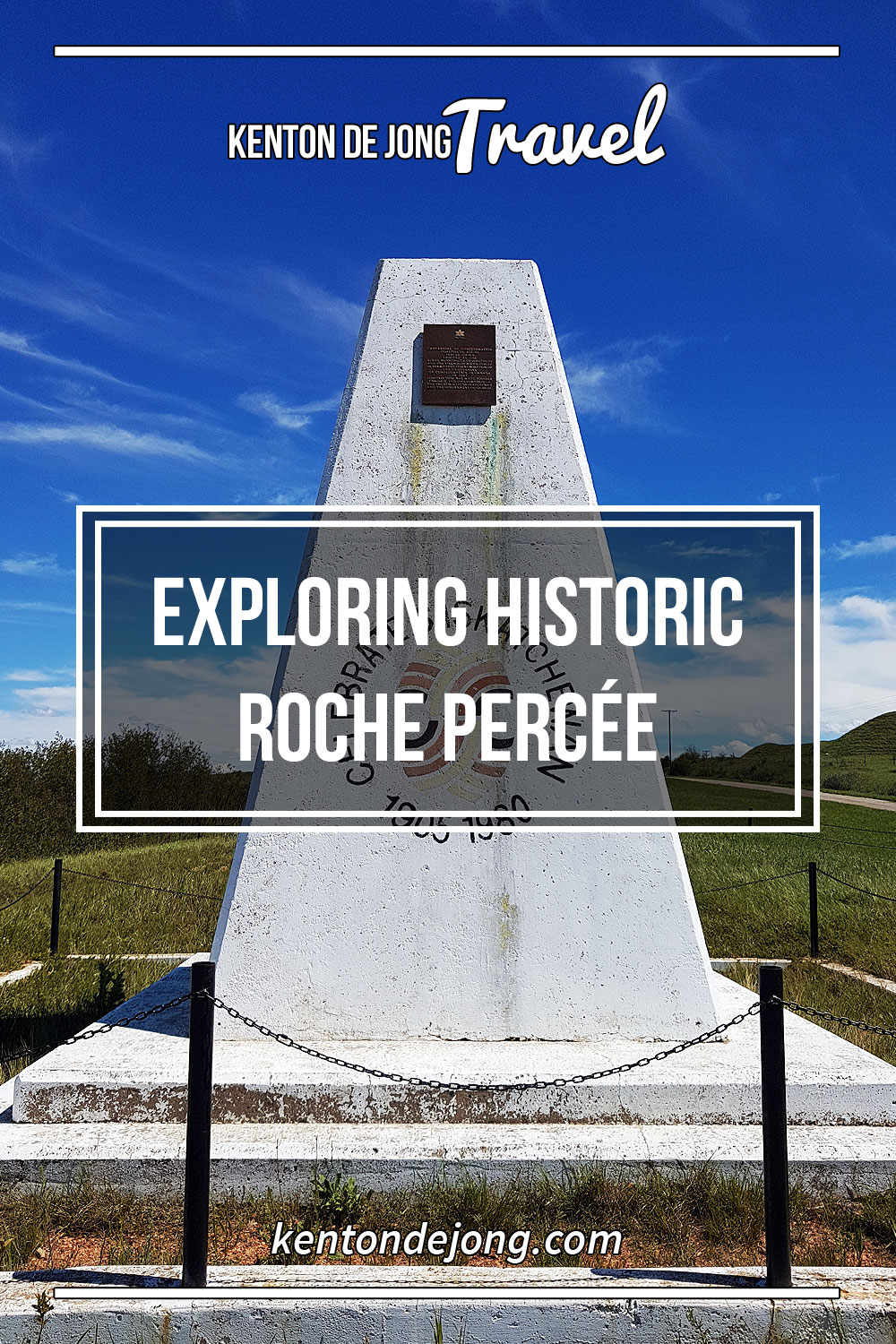 Exploring Historic Roche Percée
