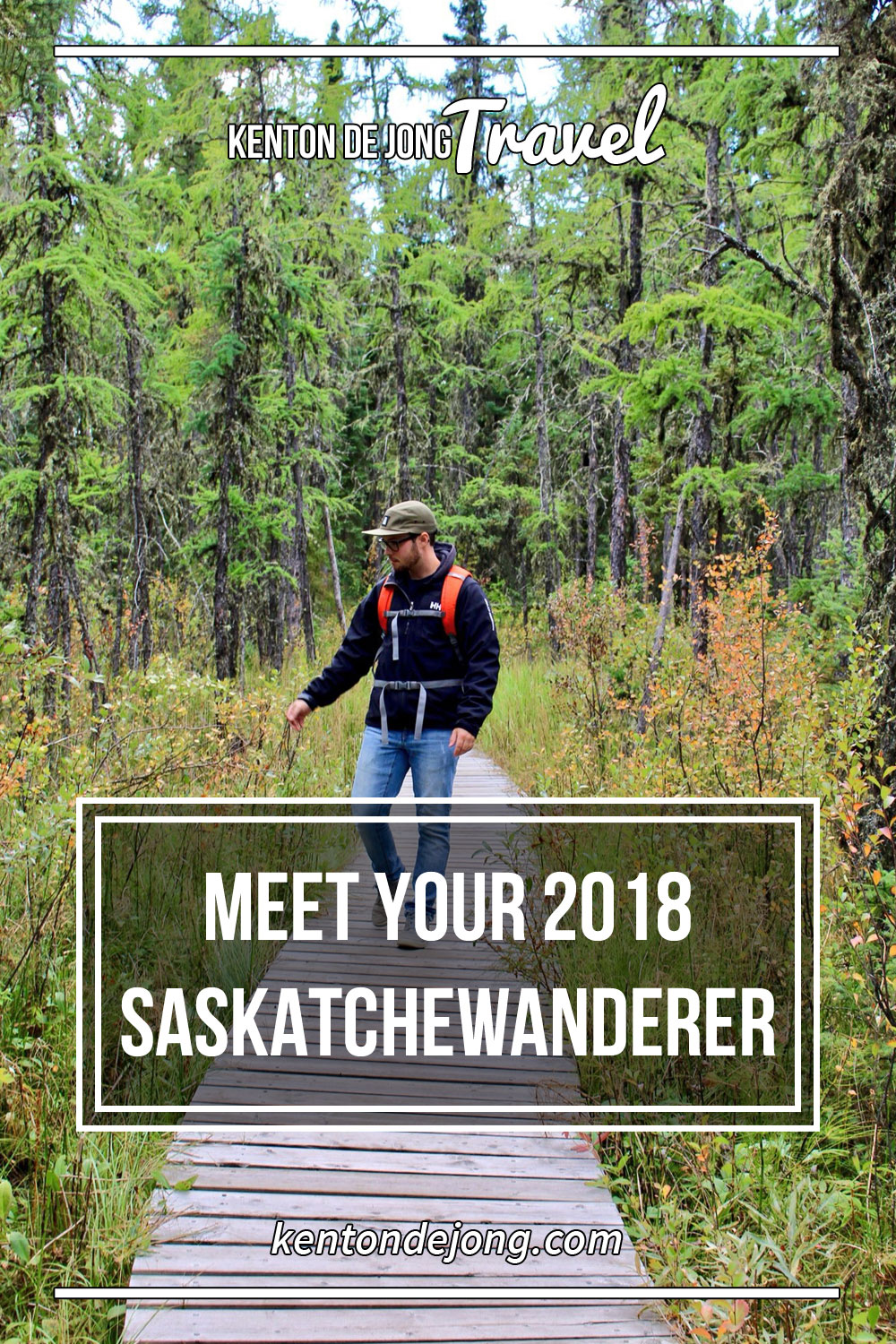 Meet Your 2018 Saskatchewanderer