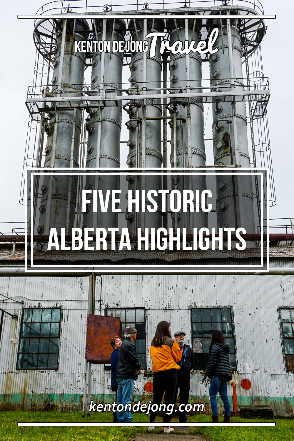 Five Historic Alberta Highlights