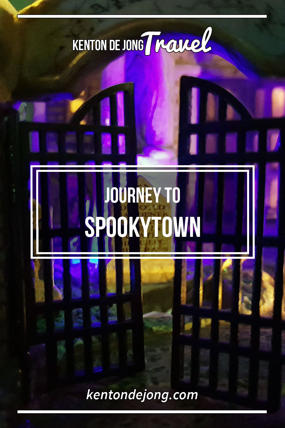 Journey to Spookytown