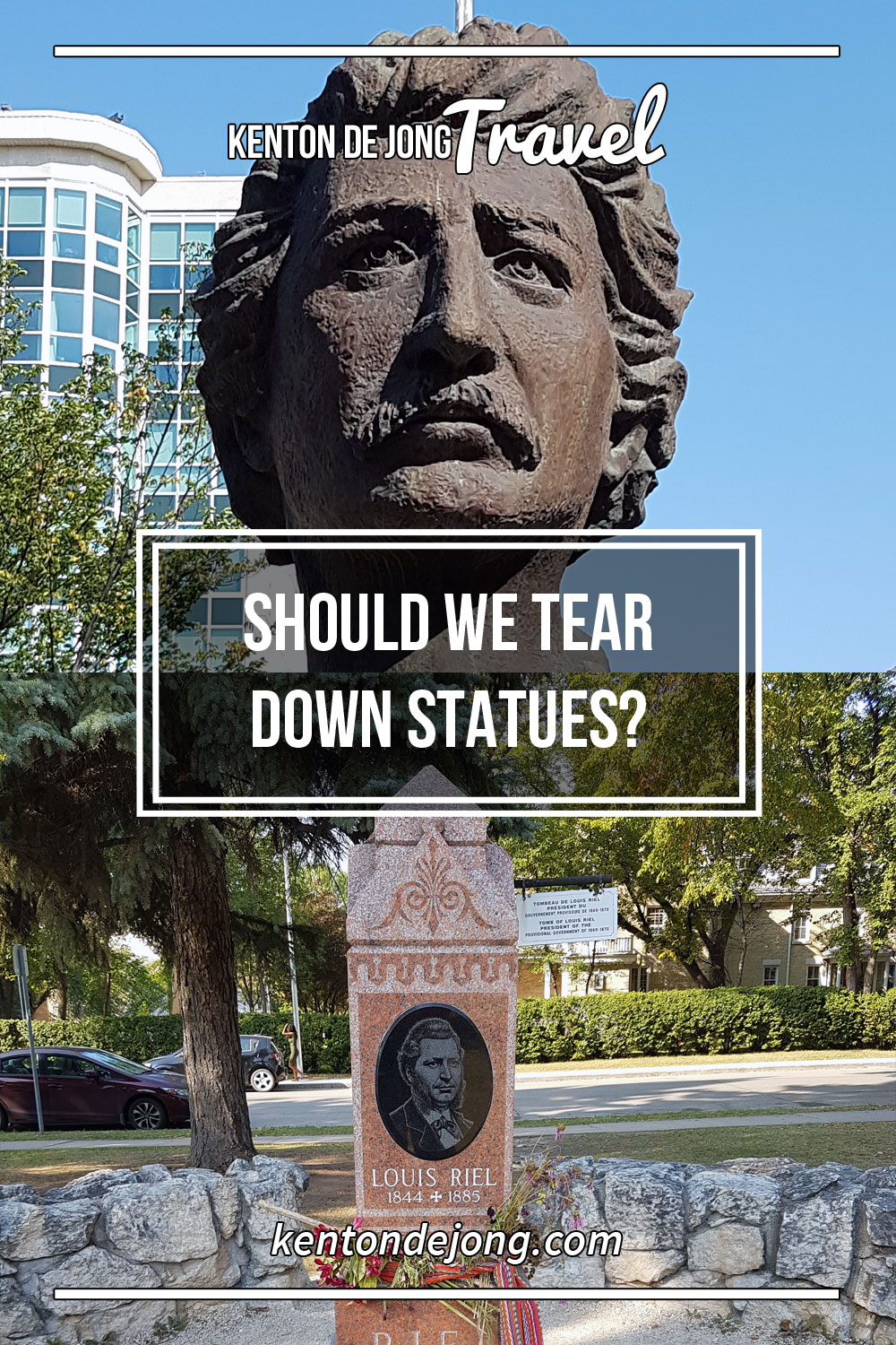 Should We Tear Down Statues?