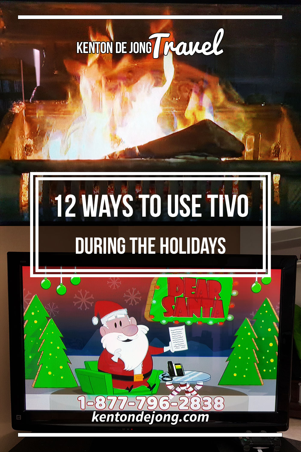 12 Ways to Use TiVo During the Holidays
