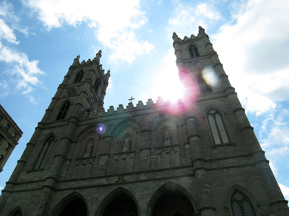 Montreal's Notre-Dame