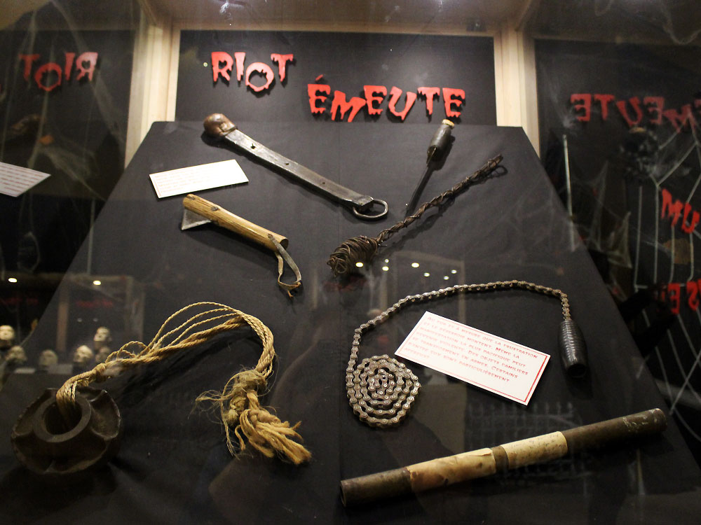 Riot items
