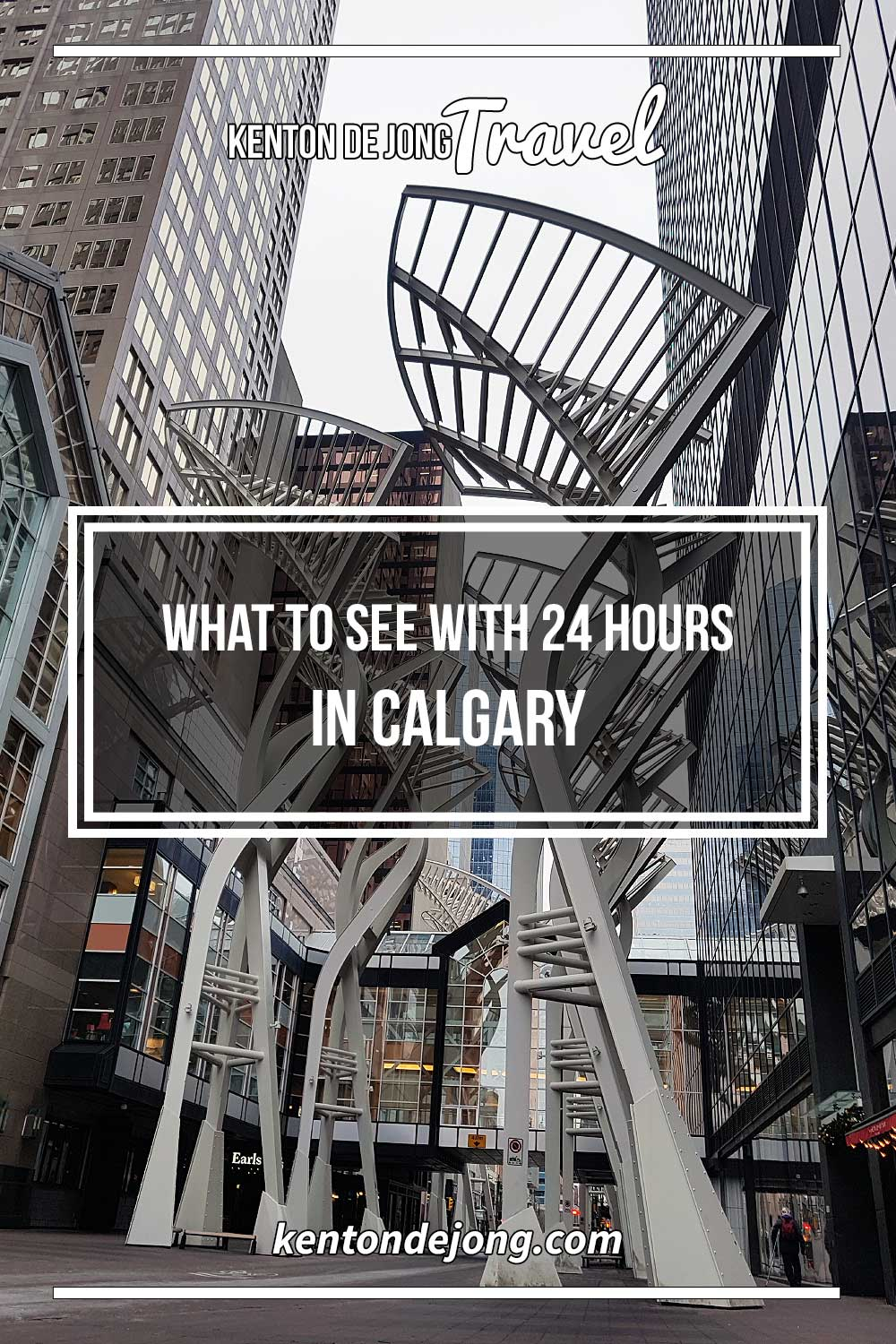 What to See With 24 Hours in Calgary