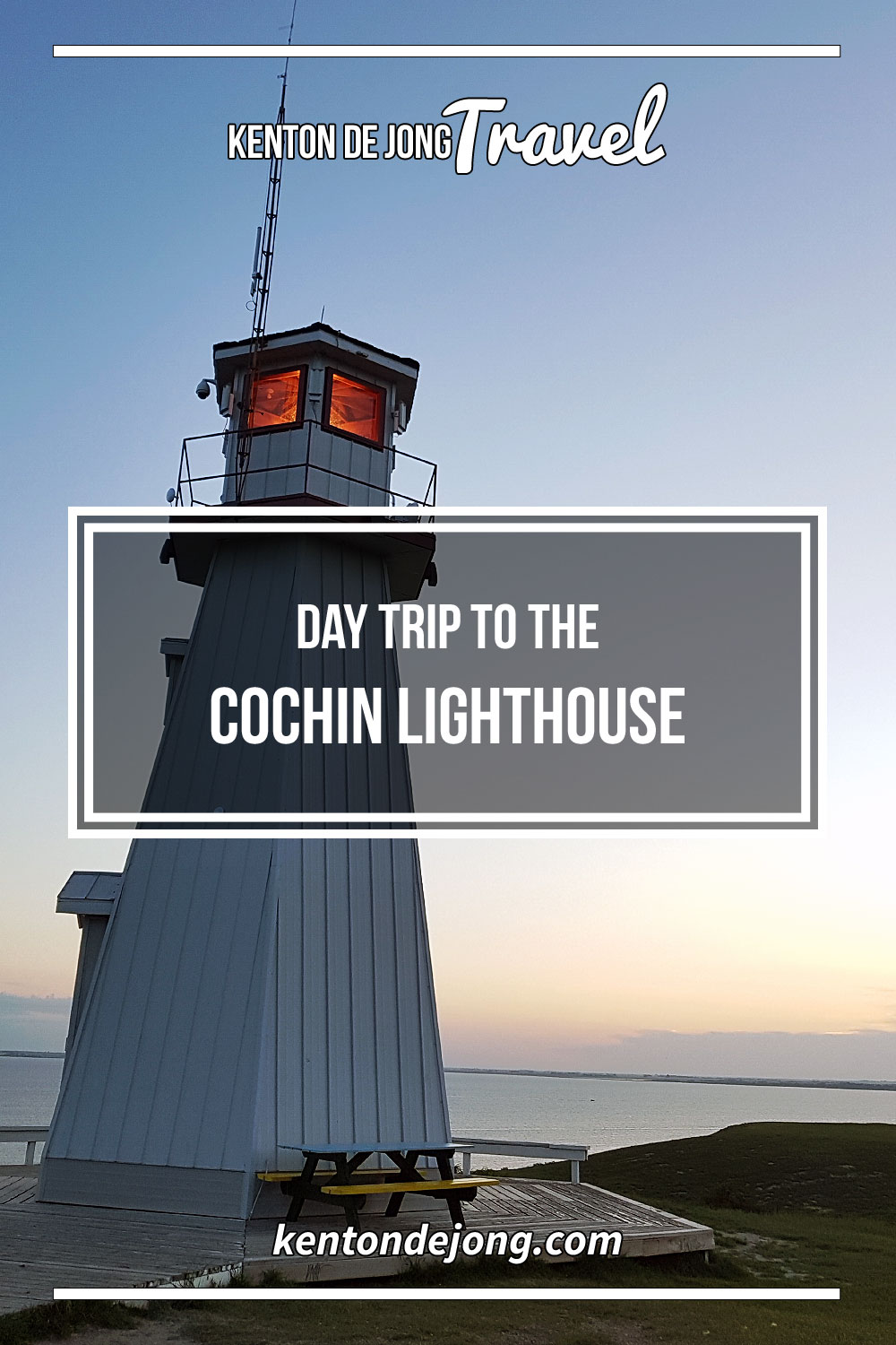 Day Trip to the Cochin Lighthouse