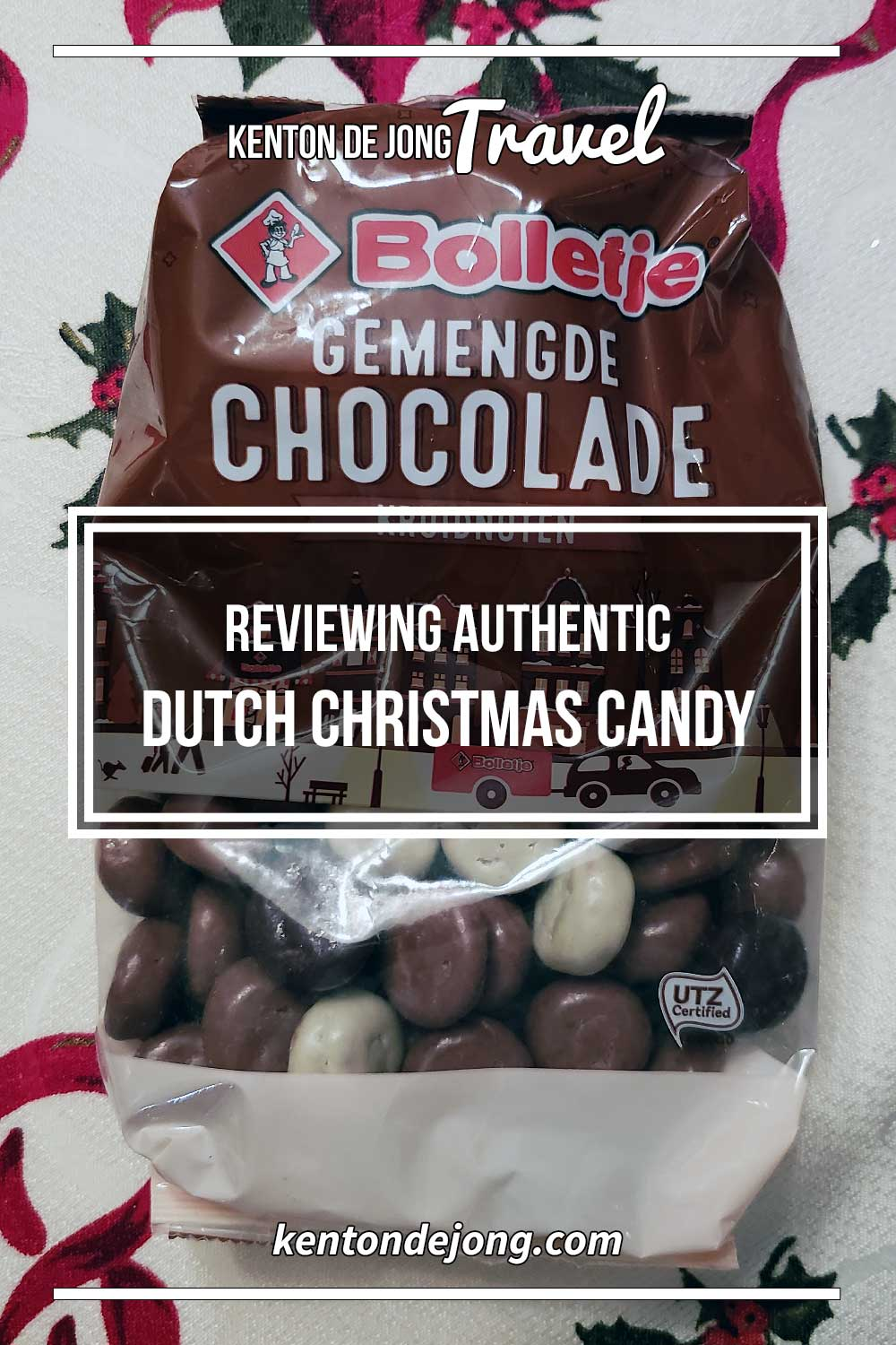Reviewing Authentic Dutch Christmas Candy