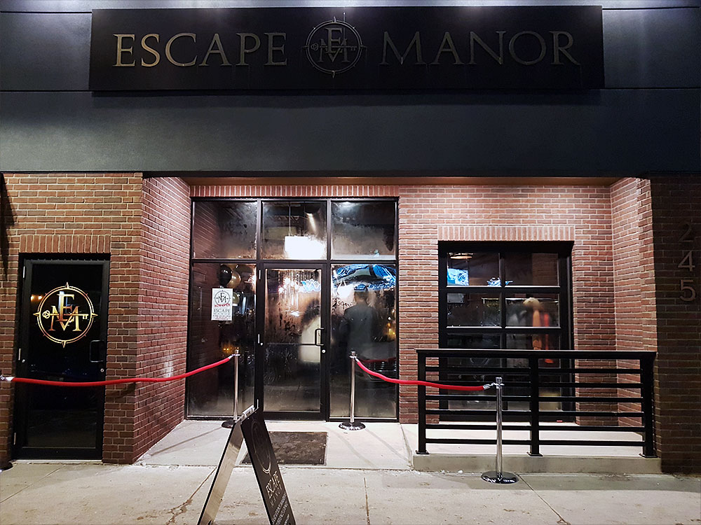 Escape Manor in Saskatoon