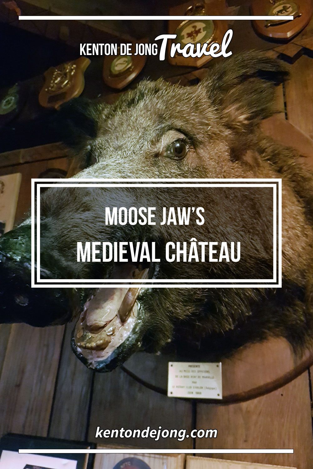 Moose Jaw's Medieval Château