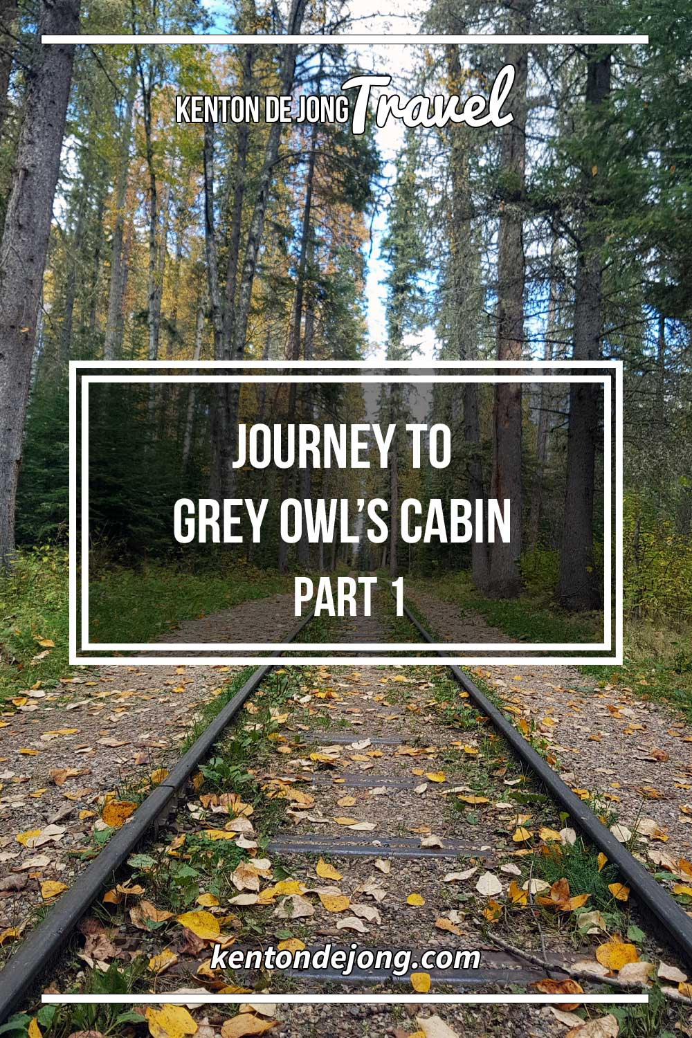 Journey to Grey Owl's Cabin – Part 1