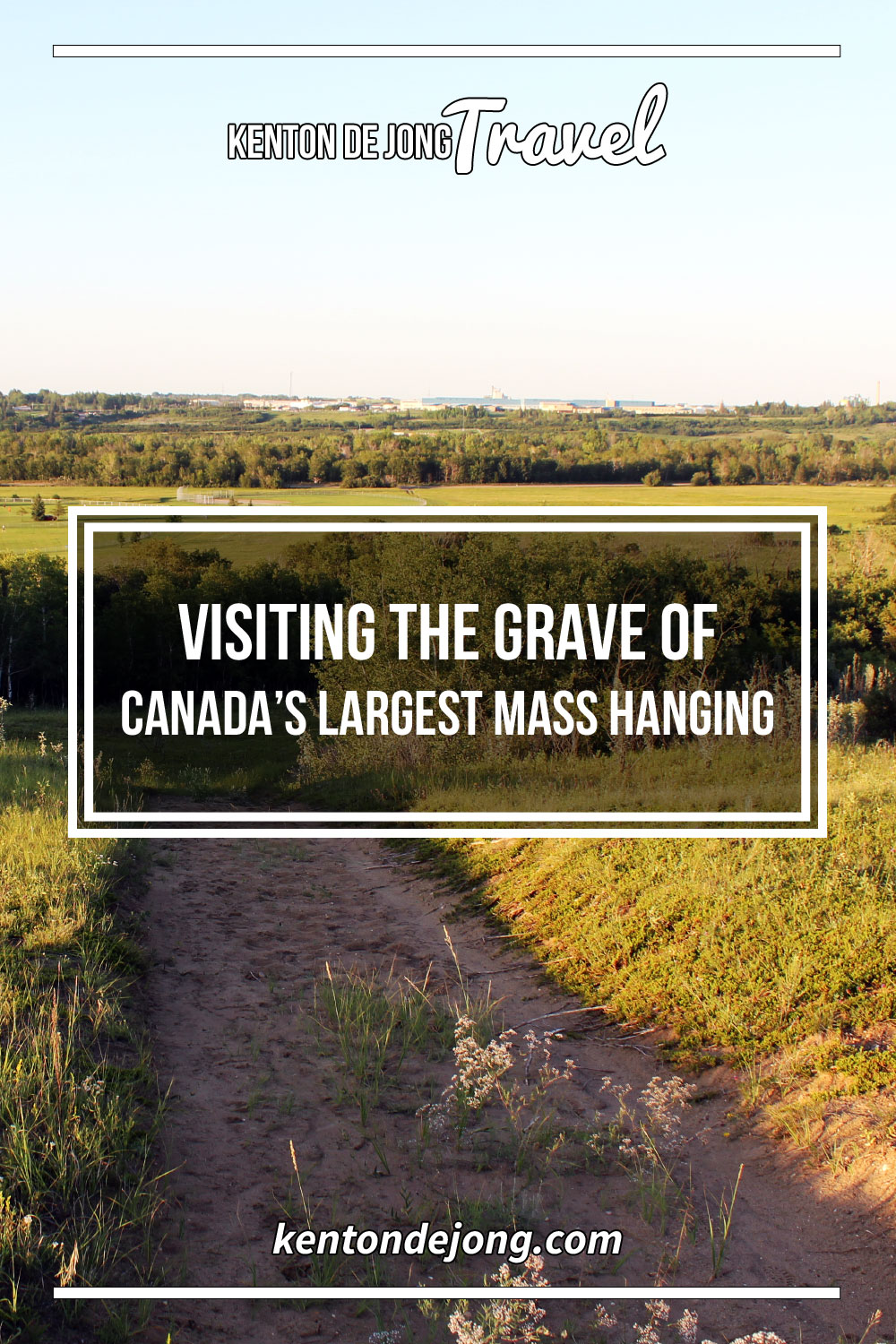 Visiting The Grave Of Canada's Largest Mass Hanging