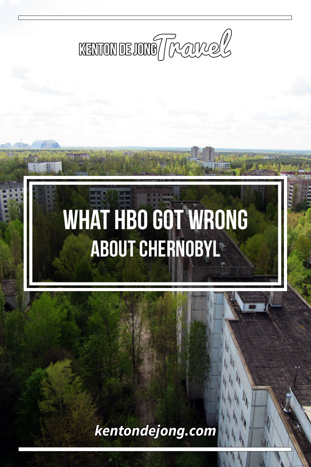 What HBO Got Wrong About Chernobyl