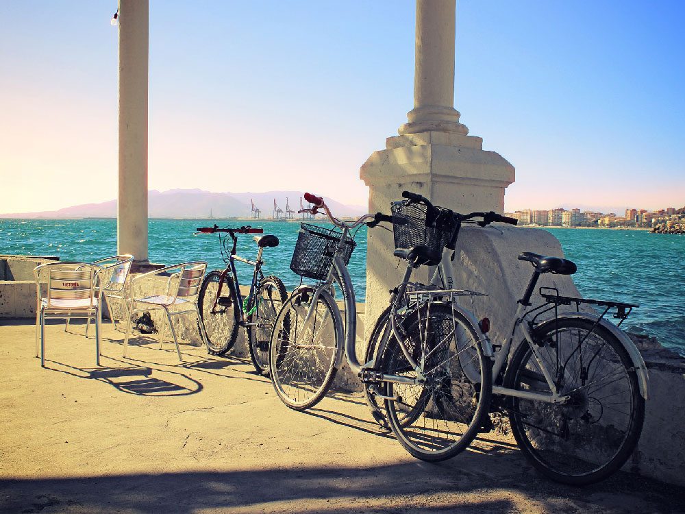 Bike by Mediterranean
