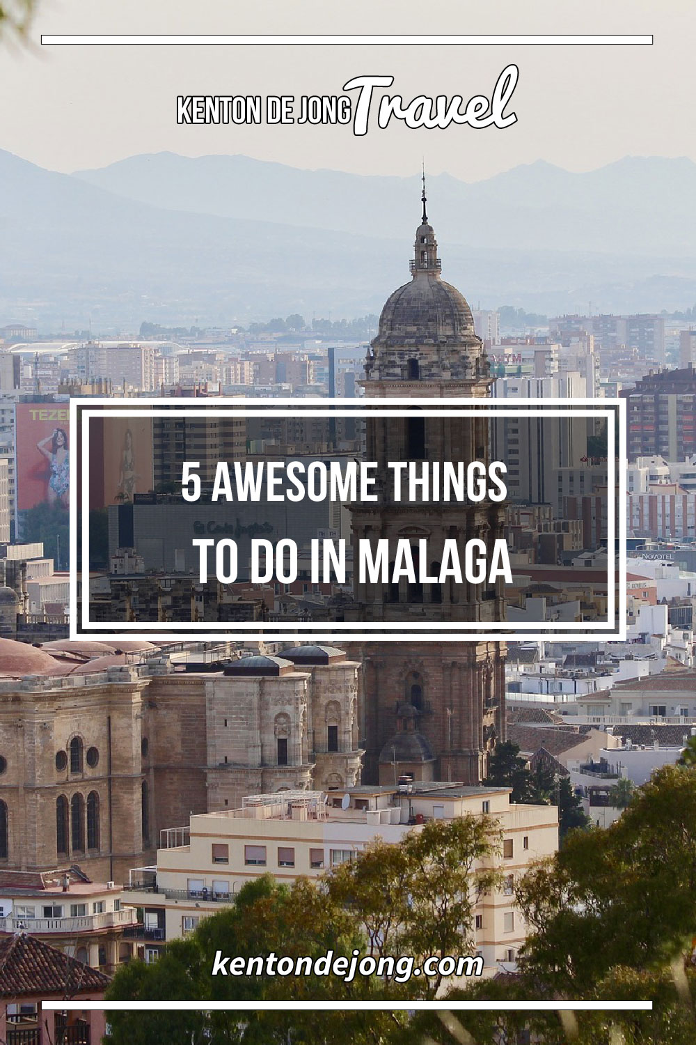 5 Awesome Things to do in Malaga