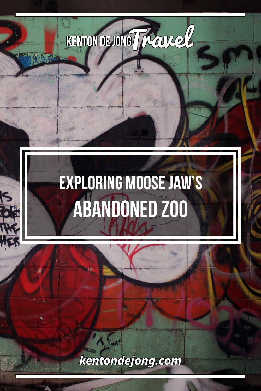 Exploring Moose Jaw's Abandoned Zoo