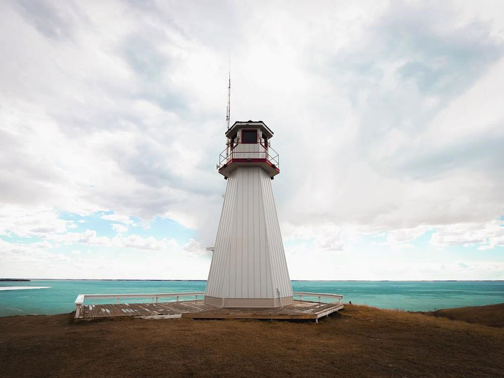Lighthouse in Saskatchewan