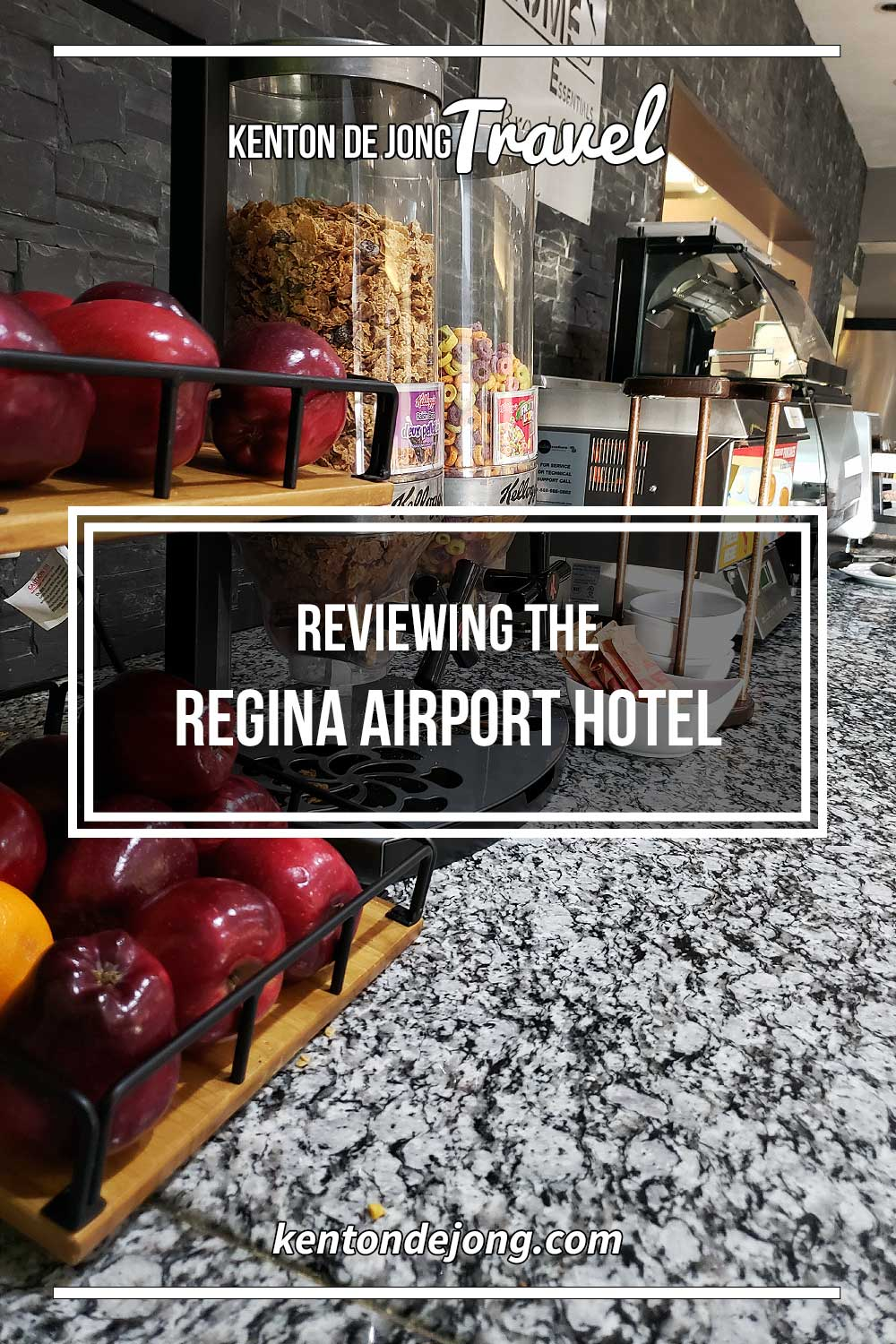 Review of the Regina Airport Hotel