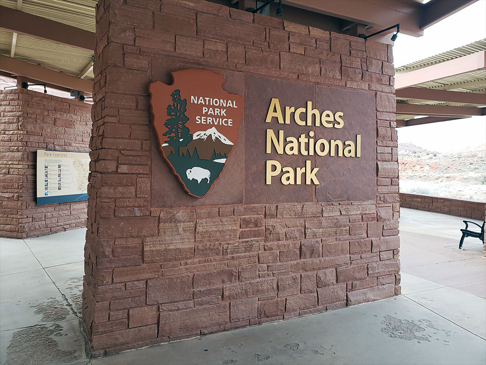 Arches National Park Information Center