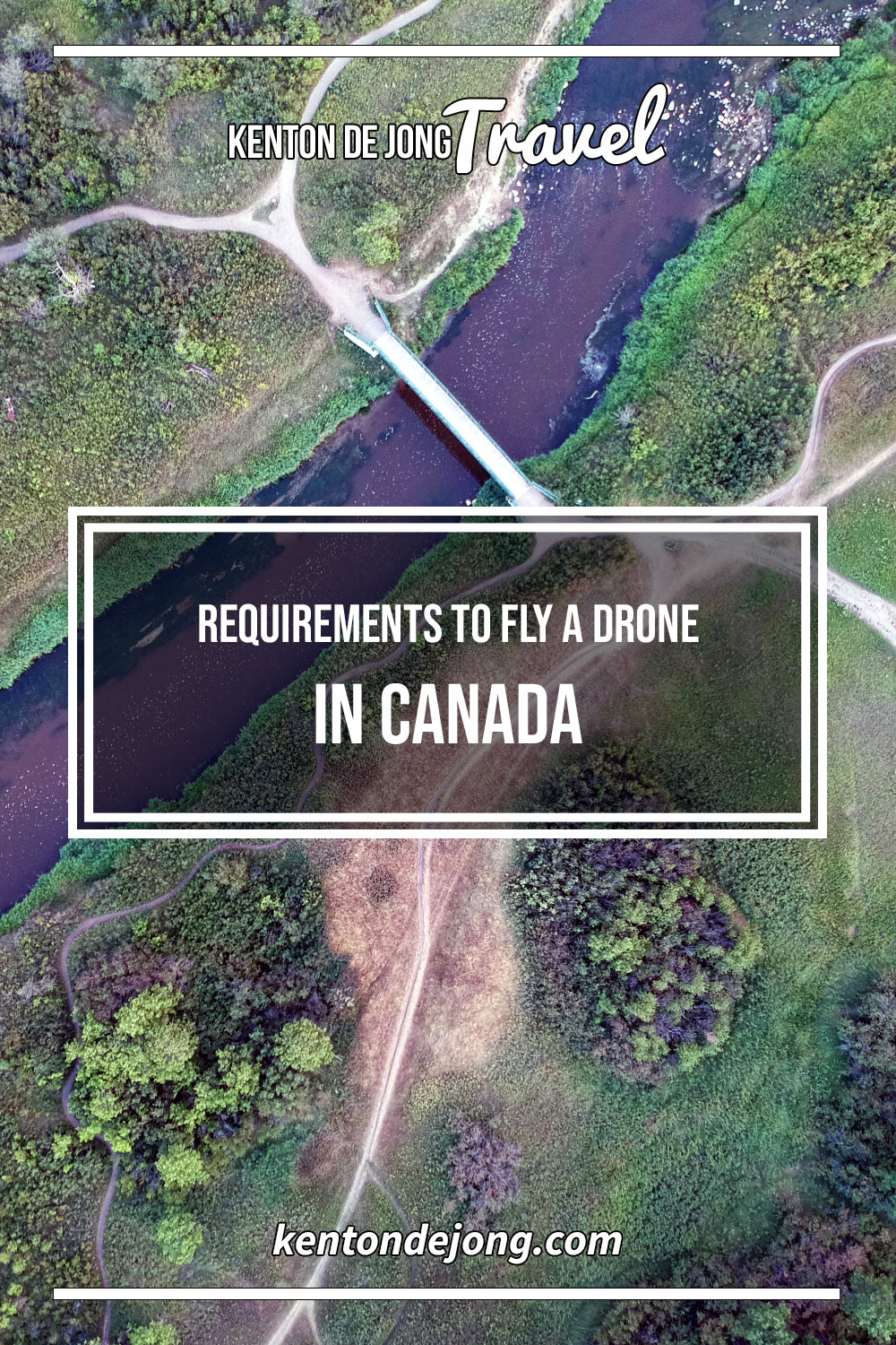 How to Fly a Drone in Canada