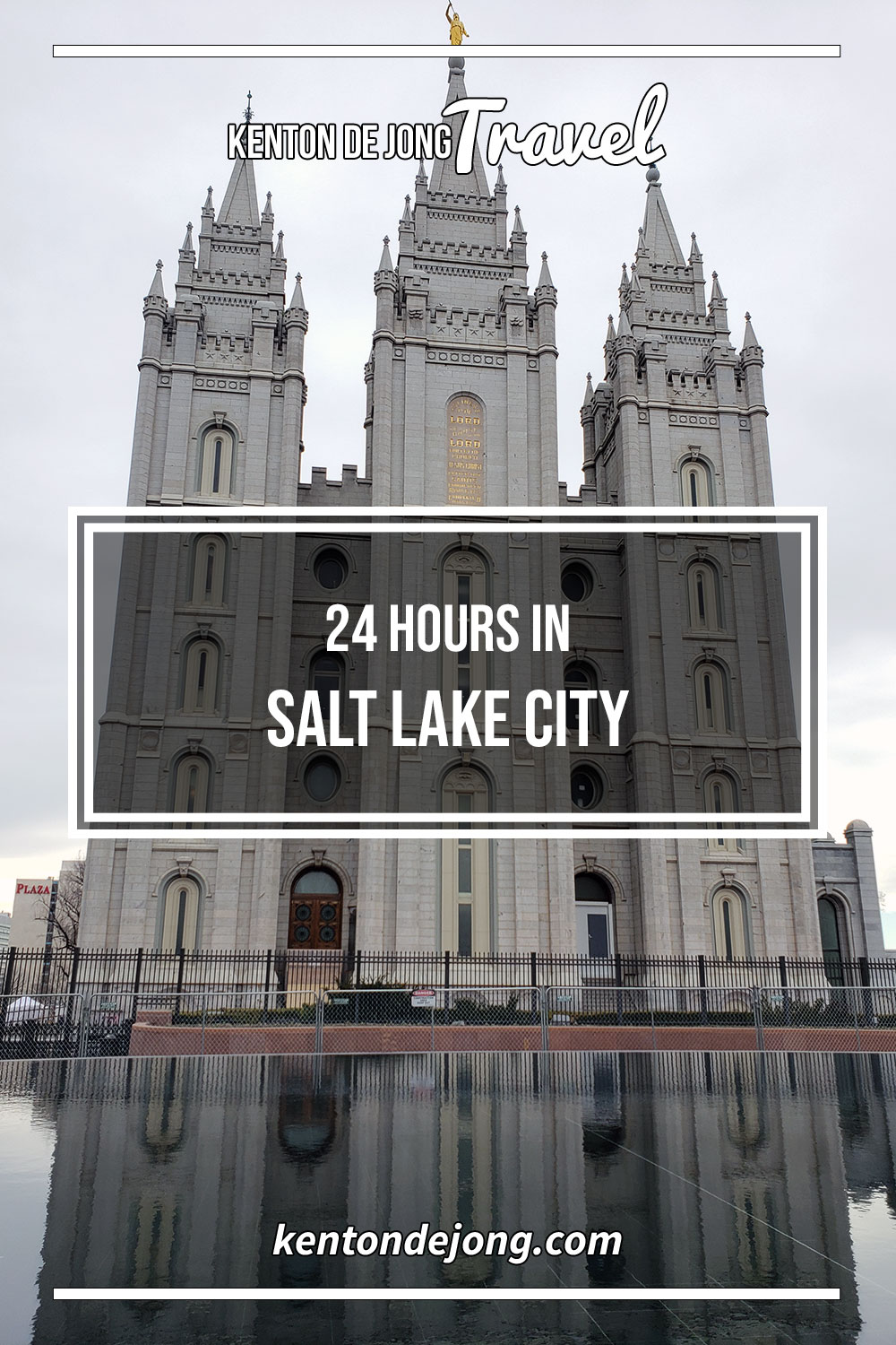 24 Hours in Salt Lake City