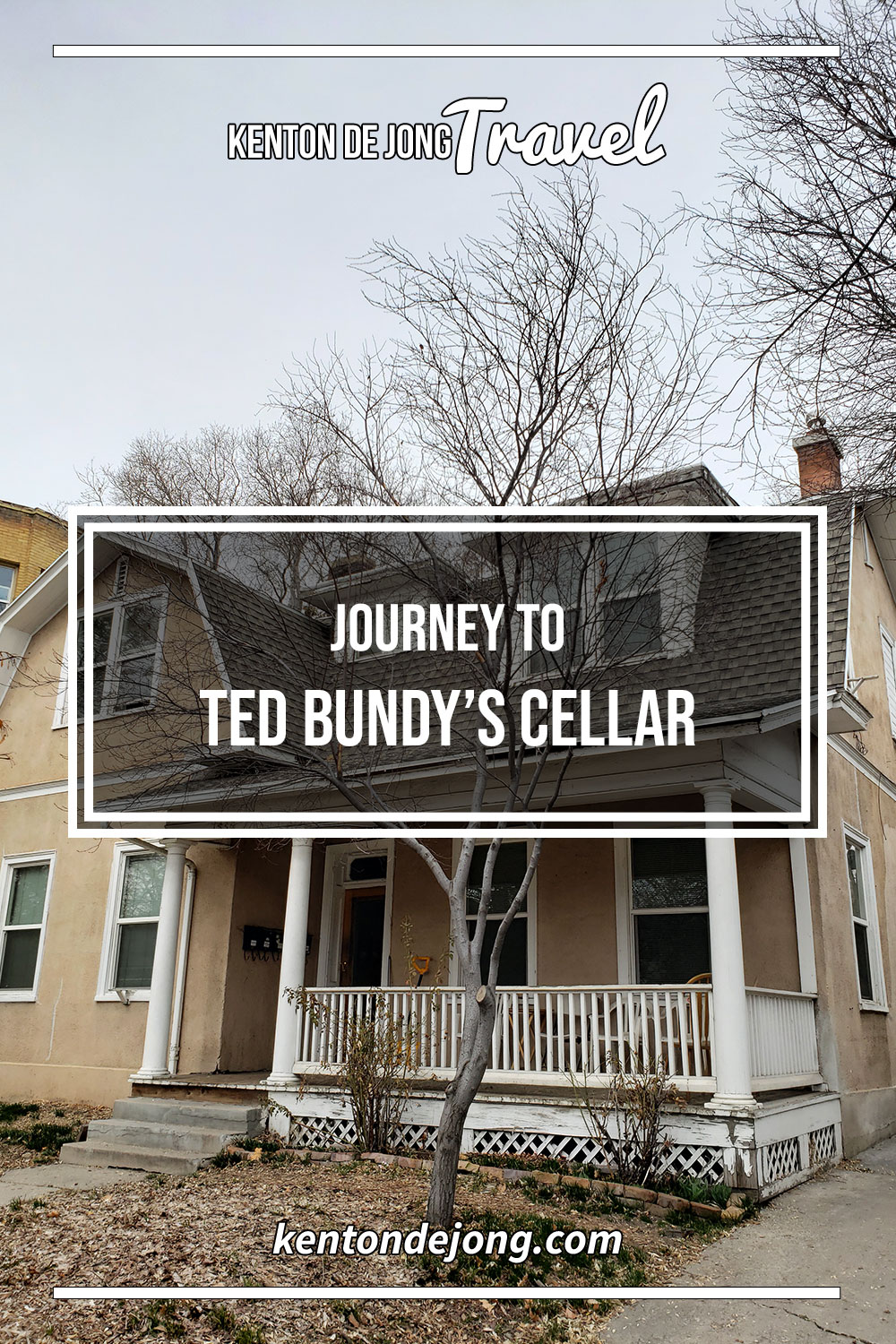 Journey to Ted Bundy's Cellar