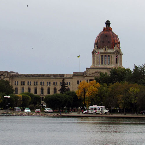 Saskatchewan Legislature Made the List!