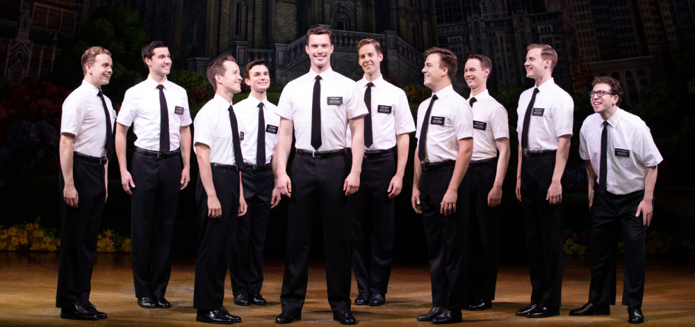 Hilariously Crude: The Book of Mormon Review