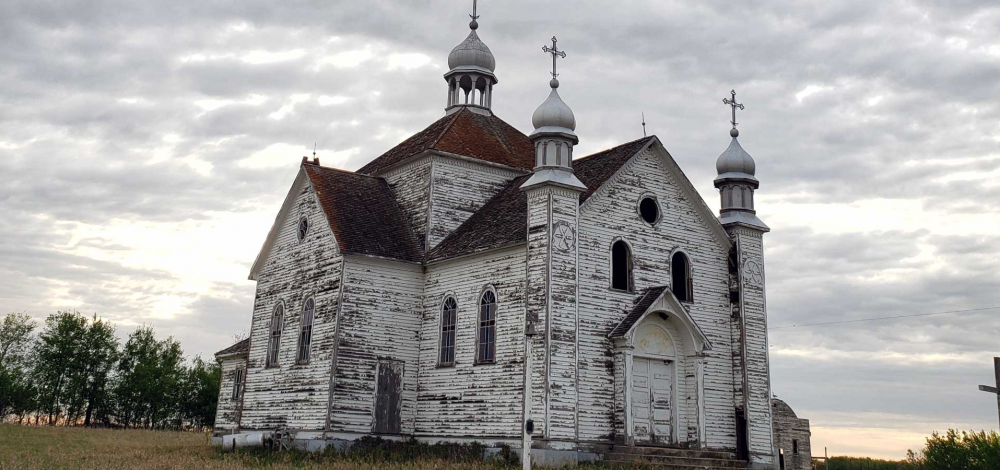 Exploring the Abandoned Holy Ghost Church
